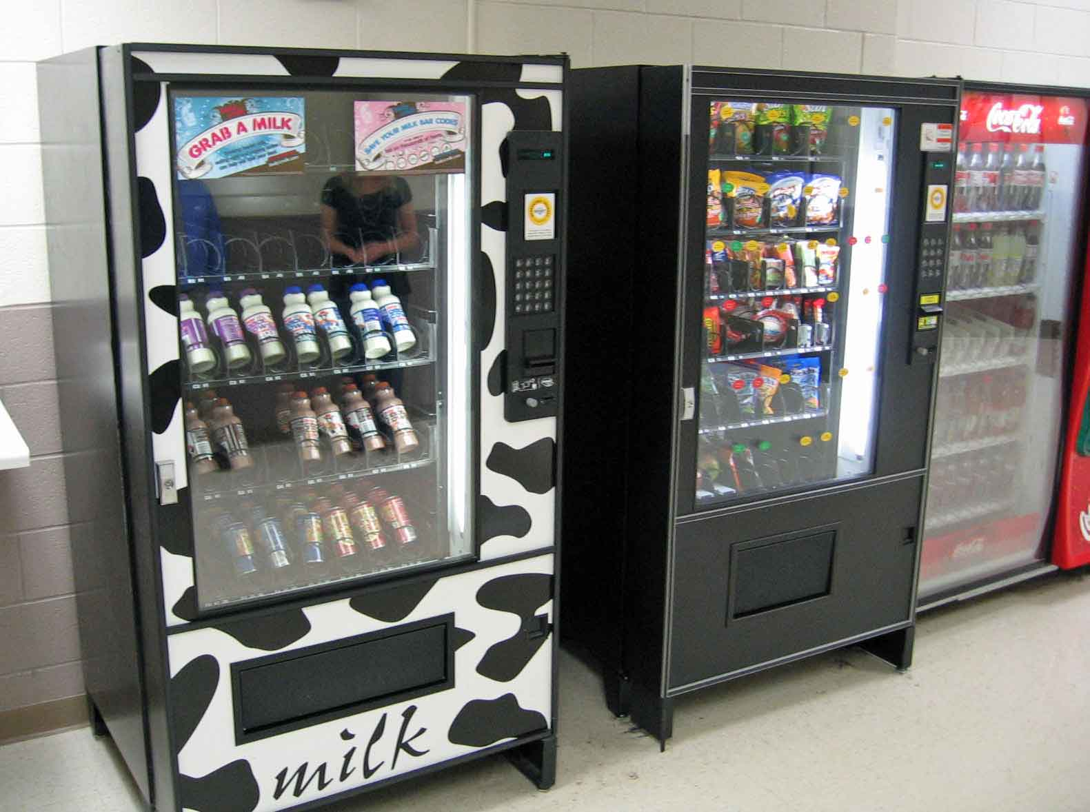 should vending machines be allowed in Should schools have vending machinies we were assigned to writ a persuasive essay on our own topic so i chose should schools have vending machines hope you enjoy.