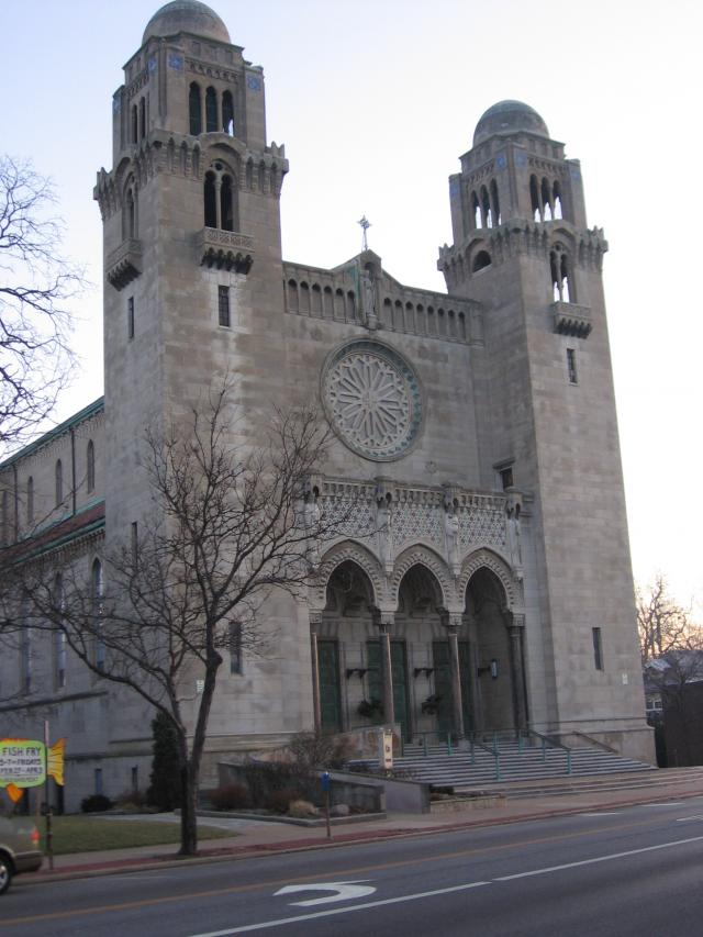 Wksu News Cleveland Catholic Diocese Announces Church