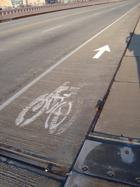 WKSU News: Bicyclists rally for bridge access