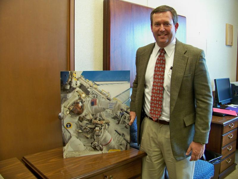 michael foreman astronaut - photo #2
