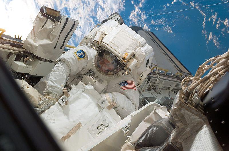 michael foreman astronaut - photo #13