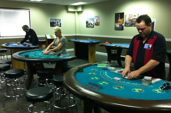Arizona's Premier Casino School since 2003