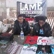 Lame Brotherhood wants the world to embrace Cleveland's fashion sense and underdog mentality.