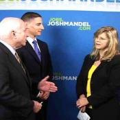 Karen Kasler interviews John McCain and Josh Mandel.