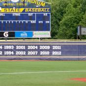 Though the Kent State baseball teams have long been good, the team has never before made it to the Super Regionals and was considered an underdog this year