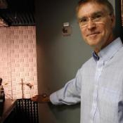 Dr. Jeff Wenstrup is head of the anatomy and neurobiology department at the Northeast Ohio Medical University.  His 35 years studying bats led him to focus on how the brain processes and responds to sound.