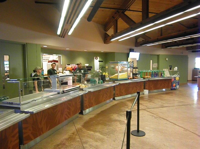 restaurant compost wksu news the akron zoos restaurant gets 4 stars for its green