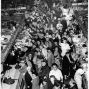 July 5, 1946 at the West Side Market