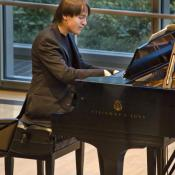 Trifonov has been playing piano since he was 5 years old.