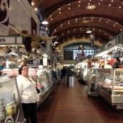 One million visitors come to the West Side Market every year