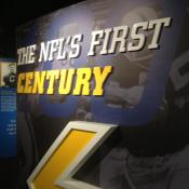 The new exhibit area opened last week to the public, but will be officially dedicated Saturday.