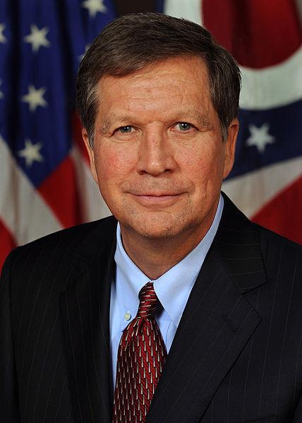 Gov. John Kasich urged lawmakers to support Medicaid expansion.