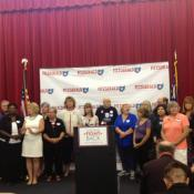 Women who, like FitzGerald, oppose the budget.