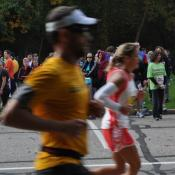 Last year's Akron Marathon included about 15,000 runners; this year, there are 17,000
