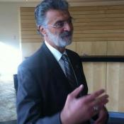 Cleveland Mayor Frank Jackson is running against businessman Ken Lanci for a wants a third term