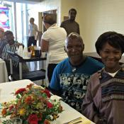 Tony Mumford and Antoinette Jackson are turning their lives around.