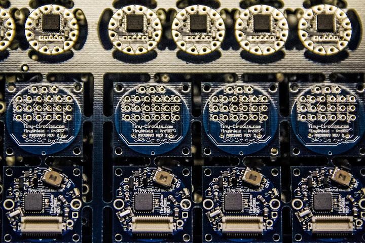 WKSU News: Exploradio: TinyCircuits and small-scale manufacturing