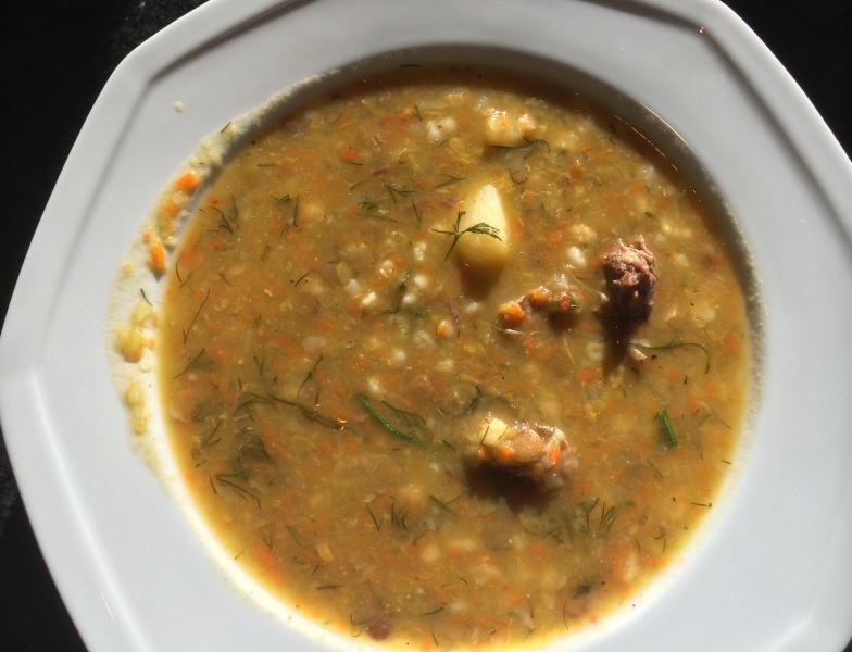 WKSU News: Kreplach, barley soup and more in the kitchen with Ruth ...