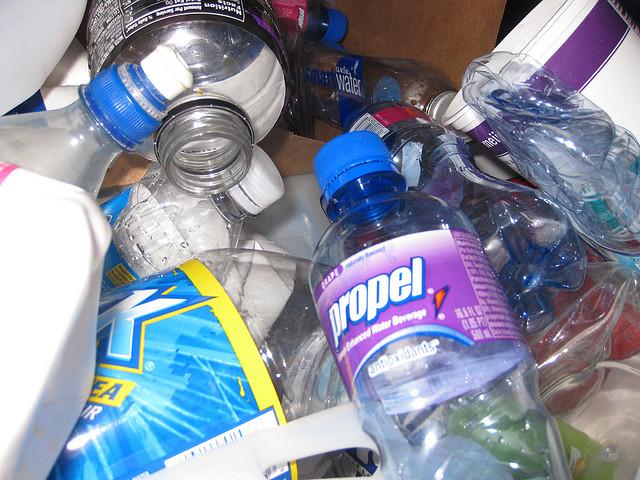 WKSU News: Exploradio: Akron companies turn plastic back