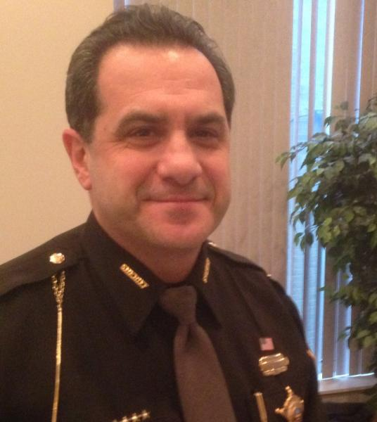 Stark County Sheriff George Maier
