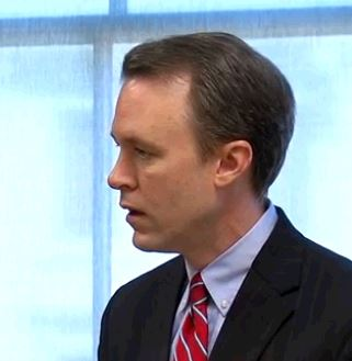 Cuyahoga County Executive Ed Fitzgerald