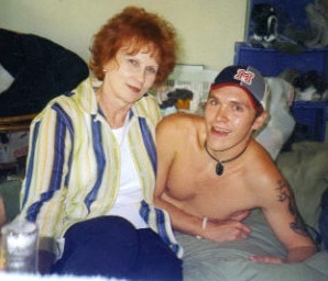 Zach Davis and his mom, Anita were very close throughout his life