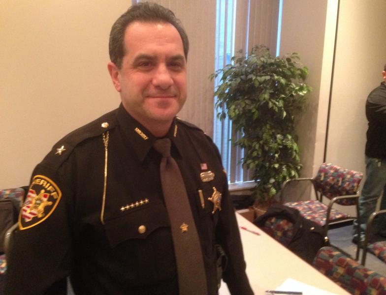 Stark County Sheriff George Maier