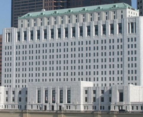 Moyer Building housing Ohio's Supreme Court
