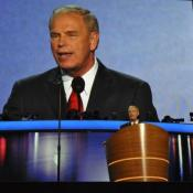 Even when the conventions are elsewhere, Ohio plays big -- as evidence by the role of former Democratic Gov. Ted Strickland in 2012.