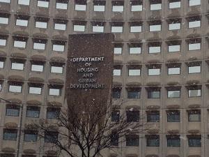 HUD HQ in DC
