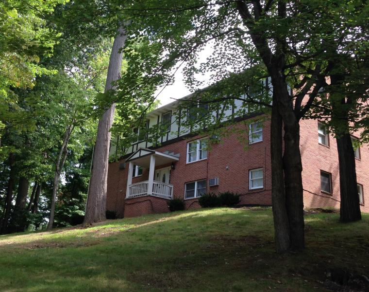 Apartment building among those listed in federal complaint