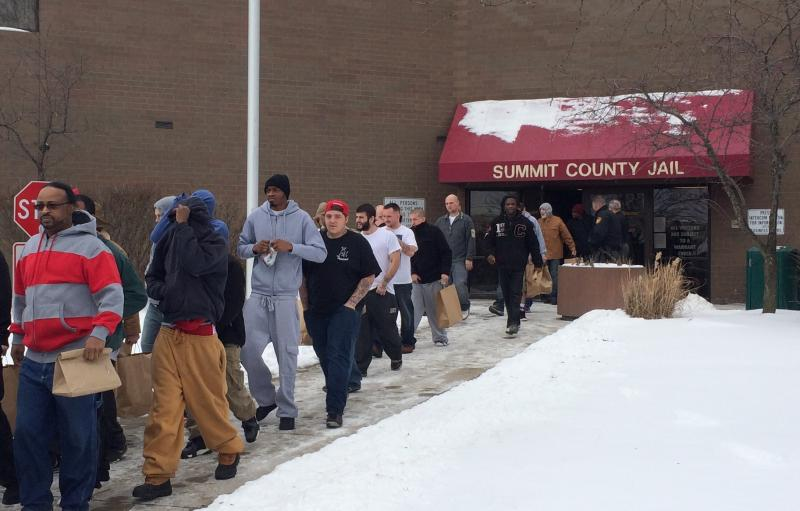 WKSU News: Low-level inmates are happy but confused by the Summit