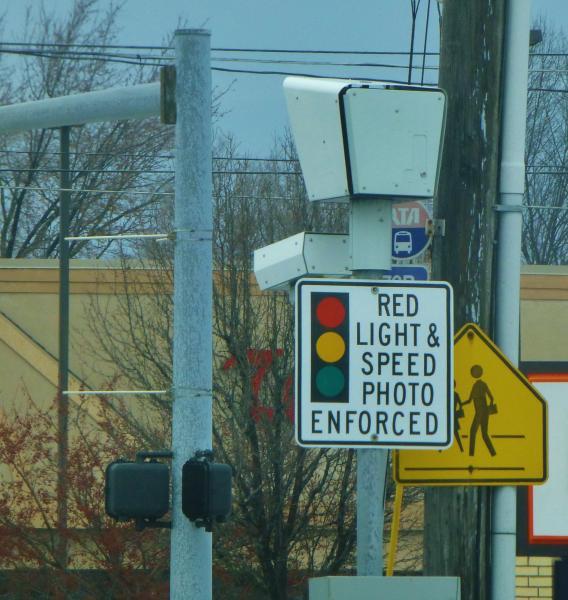 WKSU News: Newburgh Heights hires officers to man its traffic cameras