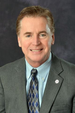 Akron Council President Garry Moneypenny