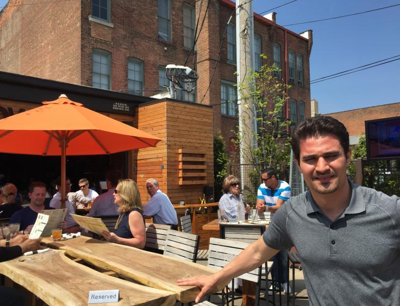 Wksu News How An Ohio City Restaurant Aims To Be Fun As