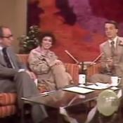 Weekday mornings in the 1970s, most TVs in Cleveland were tuned to WEWS 'Morning Exchange' with (left to right) Joel Rose, Liz Richards and Fred Griffith.