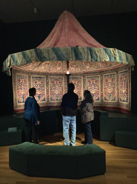 Wksu News Opening A Tent Flap For A Unique View Of Middle Eastern